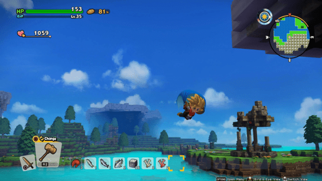 Dragon Quest Builders 2 Playful Park