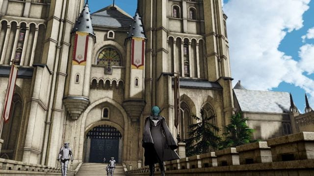 Fire Emblem Three Houses Alois