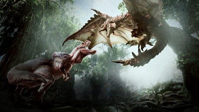 Monster Hunter World Cross Platform   Does Monster Hunter