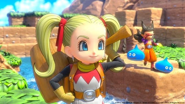 Dragon Quest Builders 2 Dressing Table