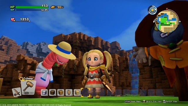 Dragon Quest Builders 2 Wheatgrass