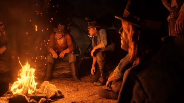 Red Dead Redemption 2 Flaky Fish