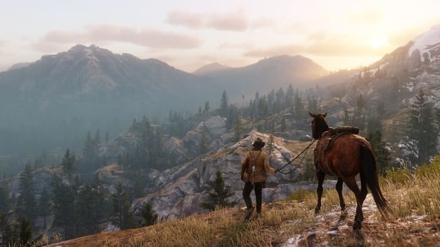 Red Dead Redemption 2 Wild Feverfew