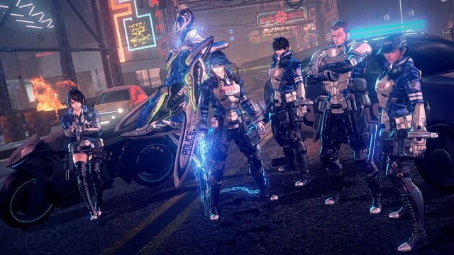 Astral Chain Lappy