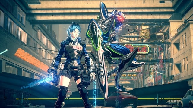 Astral Chain Best Legion