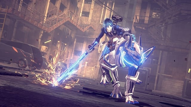 Astral Chain Legion Maintenance