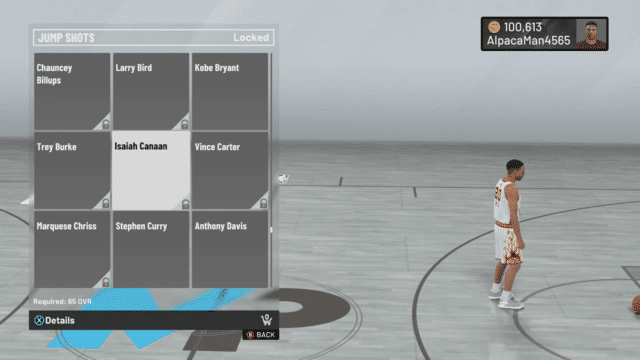 NBA 2K20 Best Jumpshot