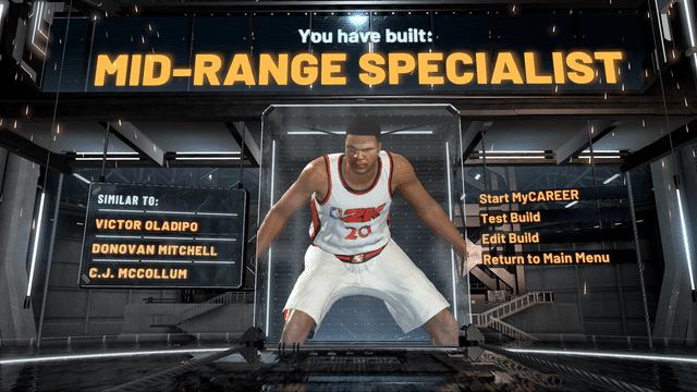 NBA 2K20 MyPlayer No Name