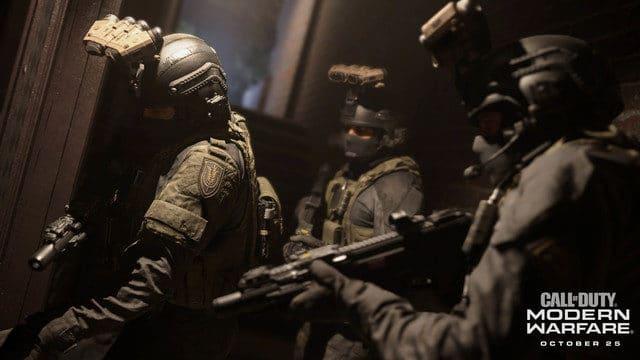 Equipment Kills in Modern Warfare