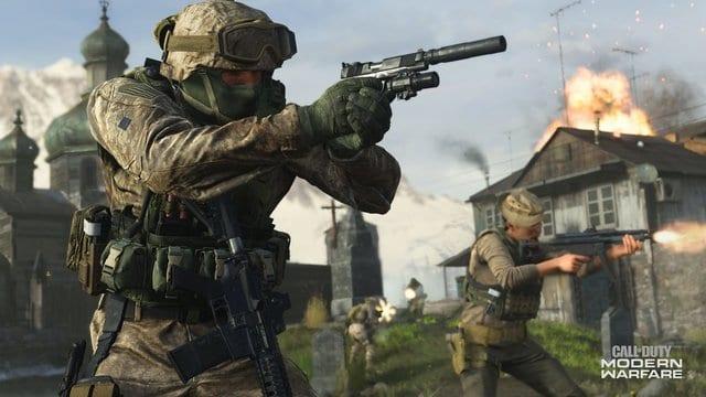 Modern Warfare FMJ