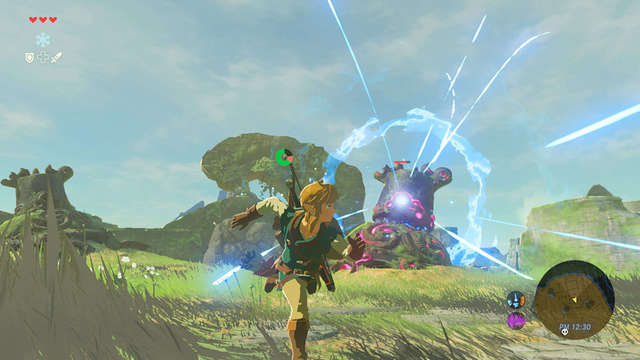 How to Repair Weapons in Breath of the Wild