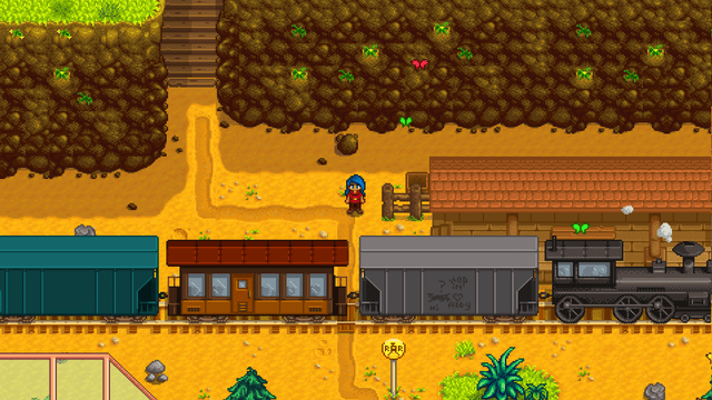 Stardew Valley Earthquake