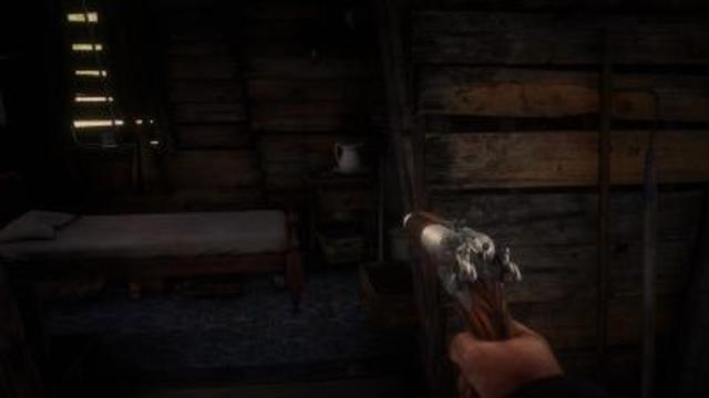 Red Dead Redemption 2 Silver Chain Bracelet