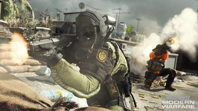 How to Get Mounted Kills in Modern Warfare