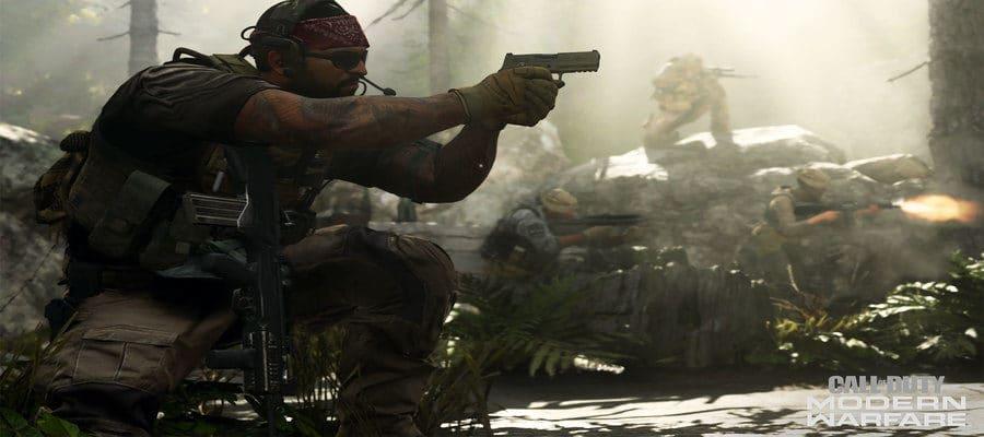 Modern Warfare Update Requires Restart Loop