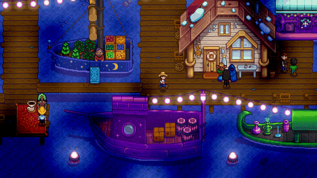 Stardew Valley Tuna