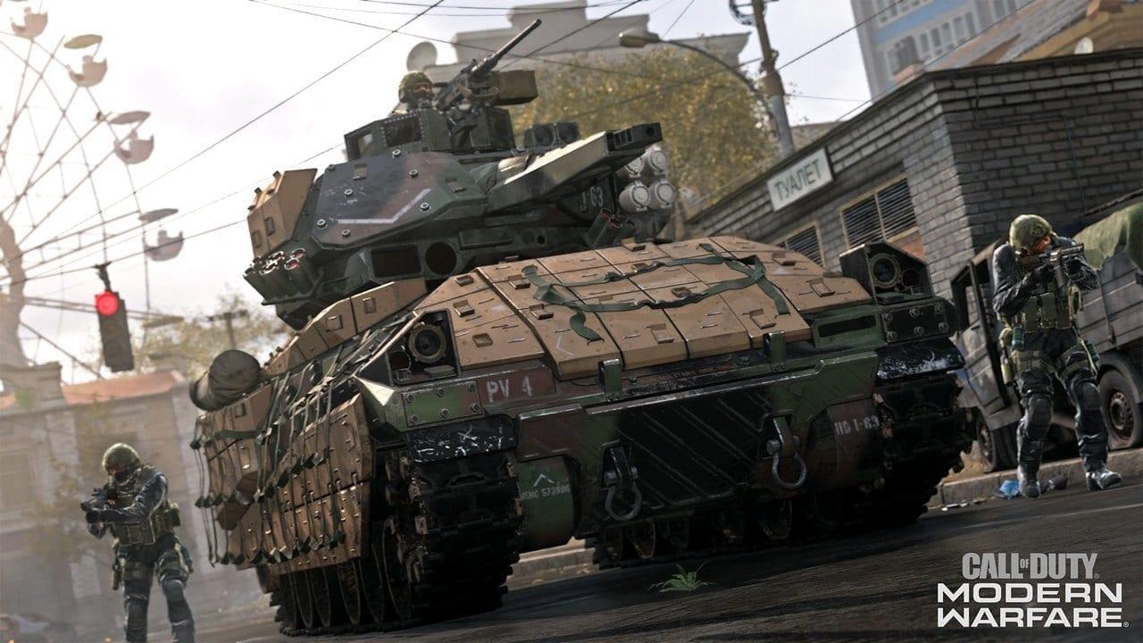 Modern Warfare IAV