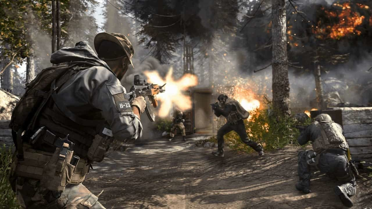 how to use C4 in Call of Duty Modern Warfare