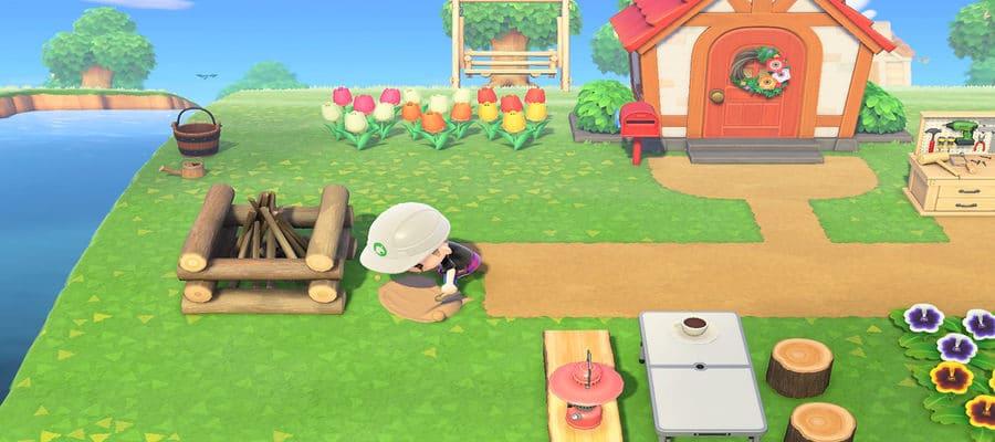 Animal Crossing New Horizons Golden Armor